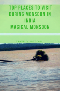 MAGICAL MONSOON , TOP PLACES TO VISIT IN INDIA DURING MONSOON