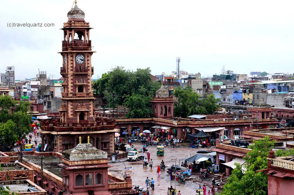 My visit to Jodhpur The Blue City , Incredible India