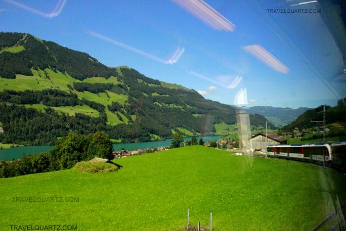 Scenic trains in Switzerland an unforgettable experience