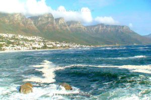 Africa , Cape Town !