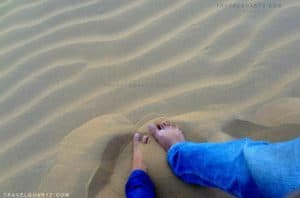 Sand Dunes Rajasthan india