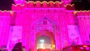 Pink City Jaipur India