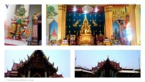 Bodhgaya Bihar – Thai Buddhist Temple