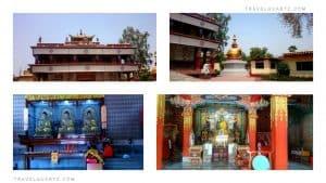 Bodhgaya Bihar – Chinese Buddhist Temple